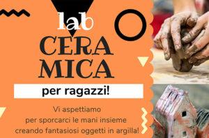 Lab Ceramica per ragazzi! @ Associazione ART&CARE